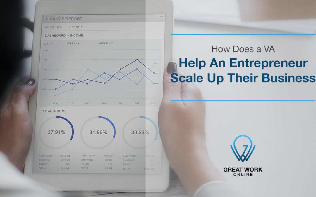 How Does a Virtual Assistants Help Entrepreneurs Scale Up their Business?